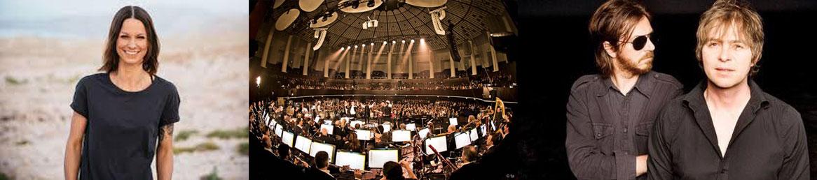 "Stargäste bei unseren ""Orchester – Open – Air – Konzerten"""