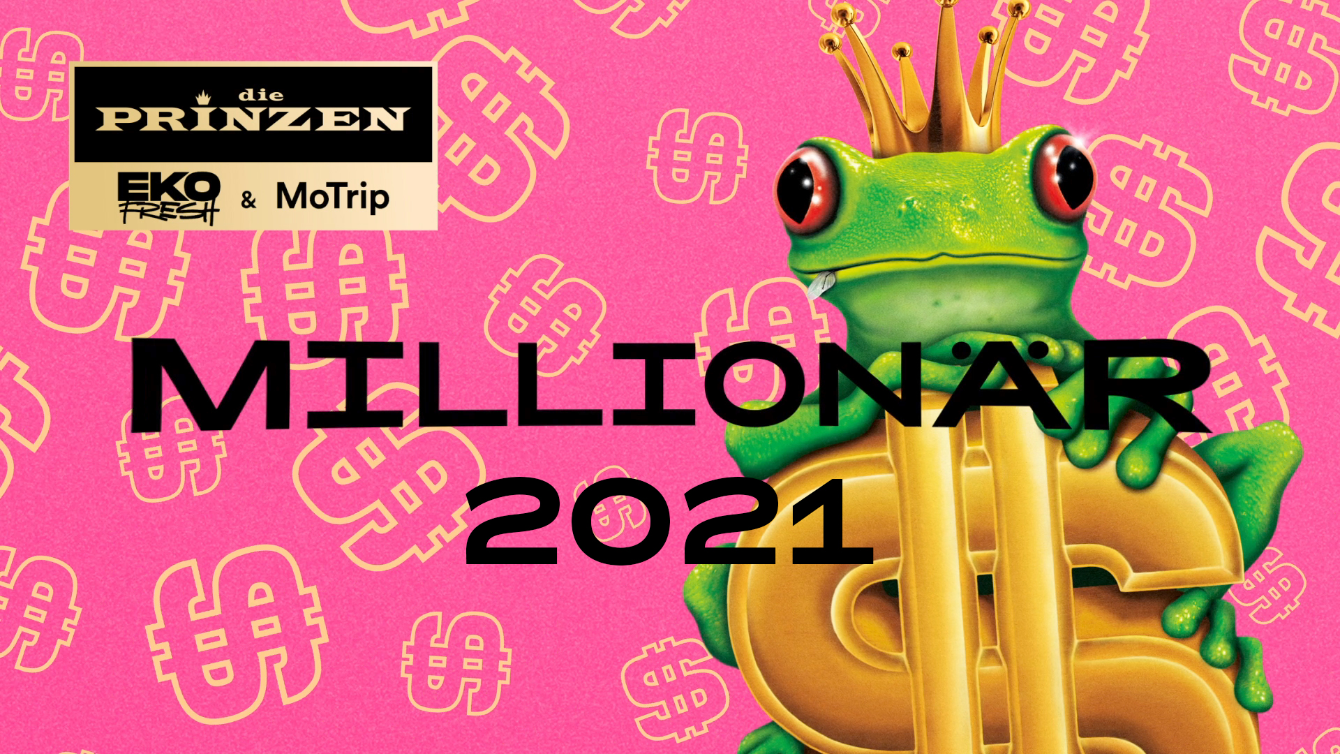 """Millionär 2021"" – mit Eko Fresh & MoTrip"