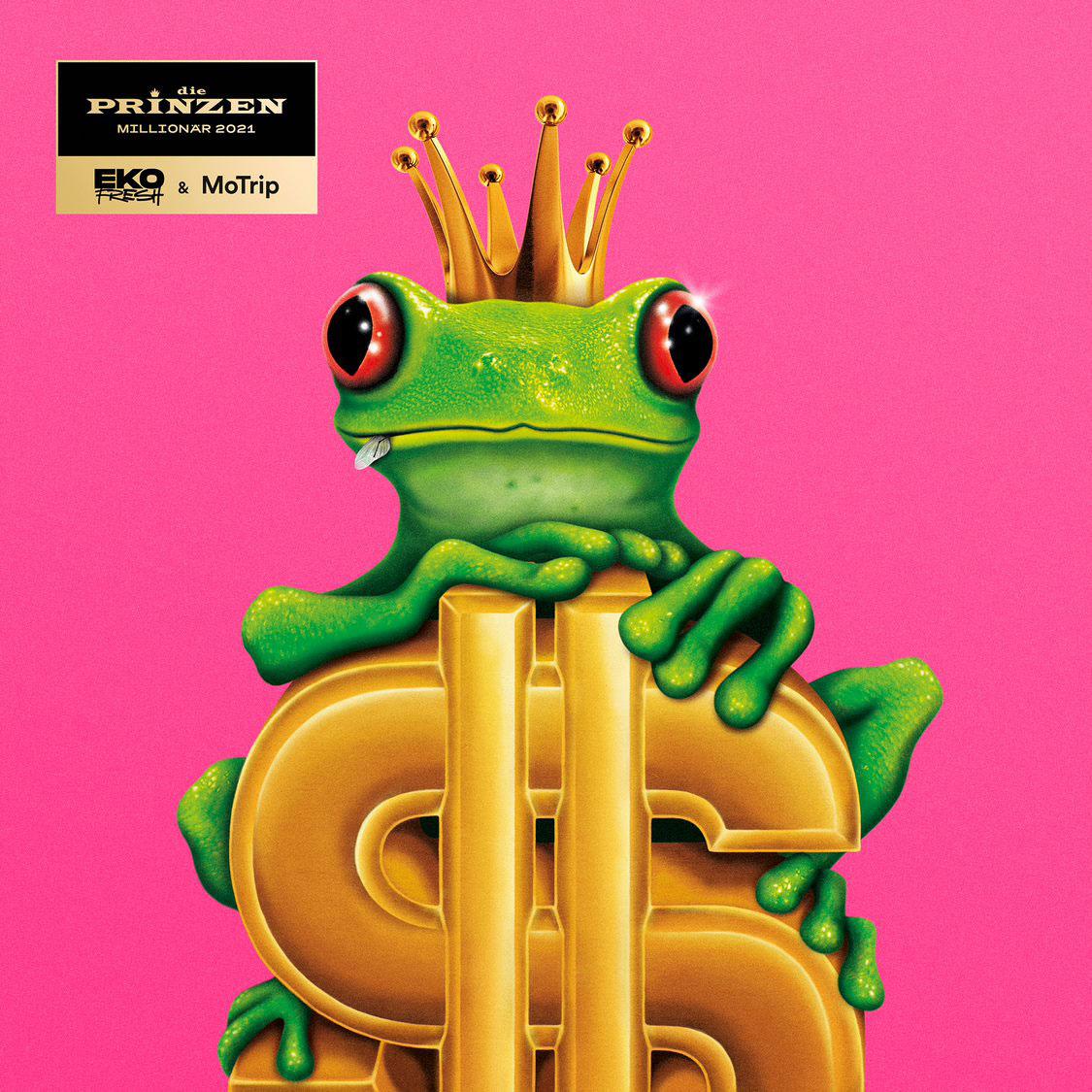 "Single ""Millionär 2021"""