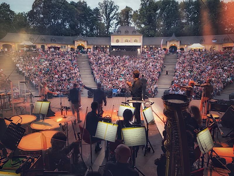 Orchester & Gäste